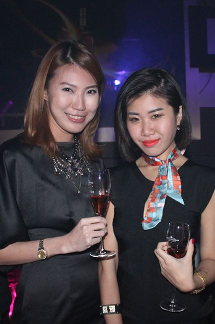 Wendy Cheong and Eva.T