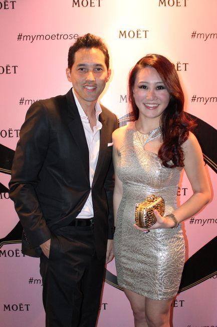 David Dang and Leaw Ai Lin