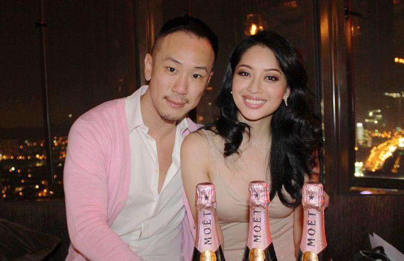 Shaun Yap and Sarah Lian
