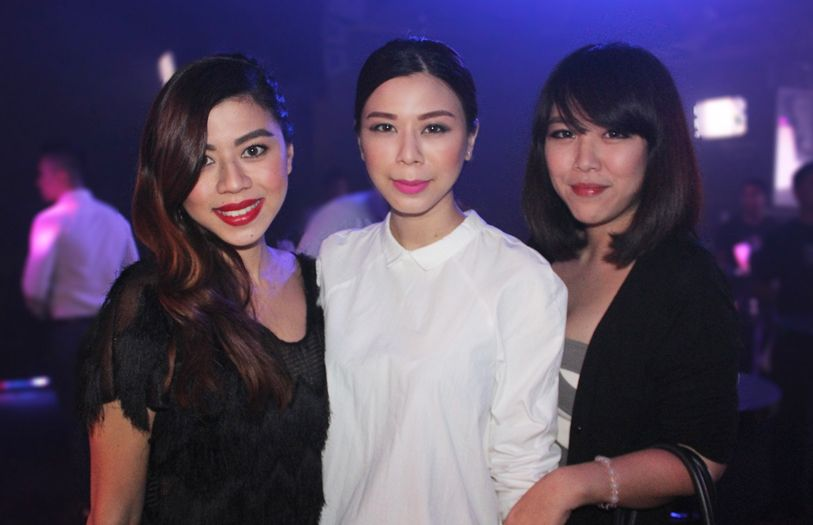 Lina Ooi, Michelle Ooi and Sheena Low