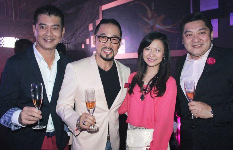 Eric Lee, Datuk Kelvin Tan, Elena Hong and Damien Ooi