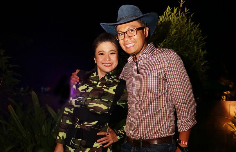 Dato Robert Geneid S Jungle Themed 60th Birthday