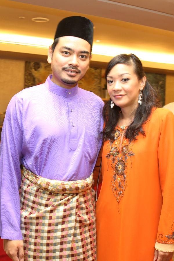 Tunku Eddy Nasruan Adil and Ong Sue Lynn