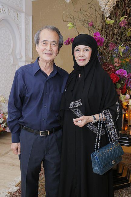 Dato' Sri Mohammed Abid and Datin Sri Marina Anuar