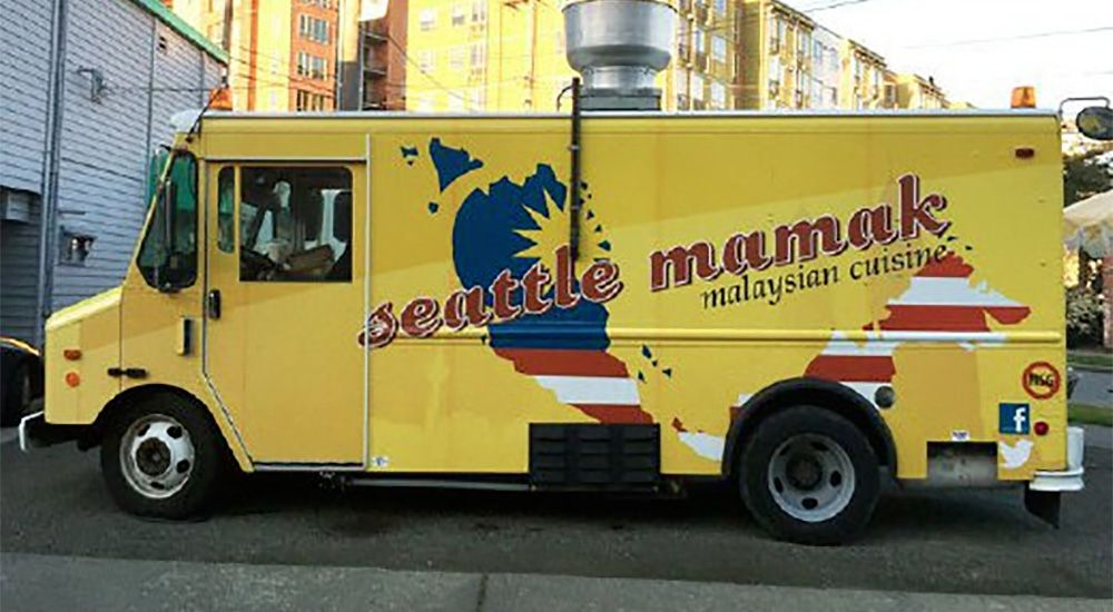 Malaysian Food Goes Mobile In America