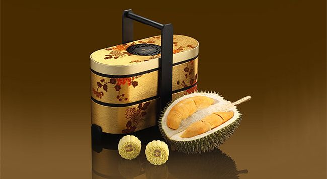 It Doesn't Get Any Better Than Musang King Durian Mooncakes