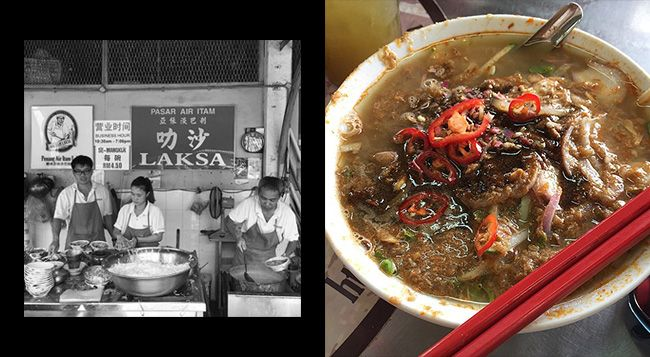 Penang Assam Laksa Recognised As One Of The World's Best Foods