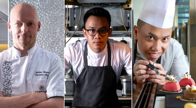 Good Things Come In Threes: St Regis Langkawi Introduces New Chefs