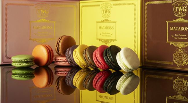 TWG Tea rolls out new flavours of its famous tea-infused macarons