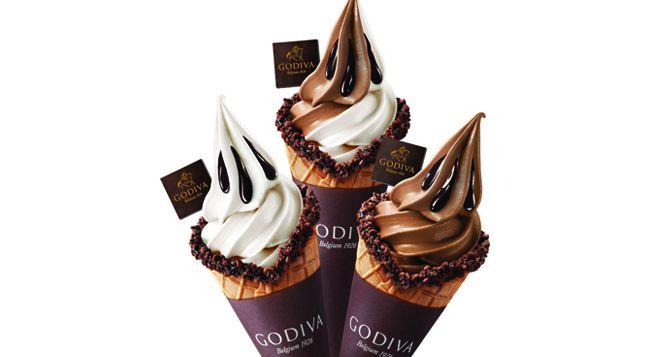 Godiva's premium soft serve finally hits Kuala Lumpur