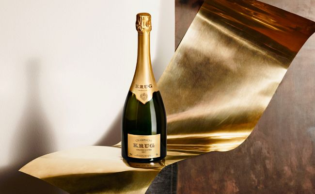 """Krug Grande Cuvée awarded as """"The Wine of 20 Years"""""""