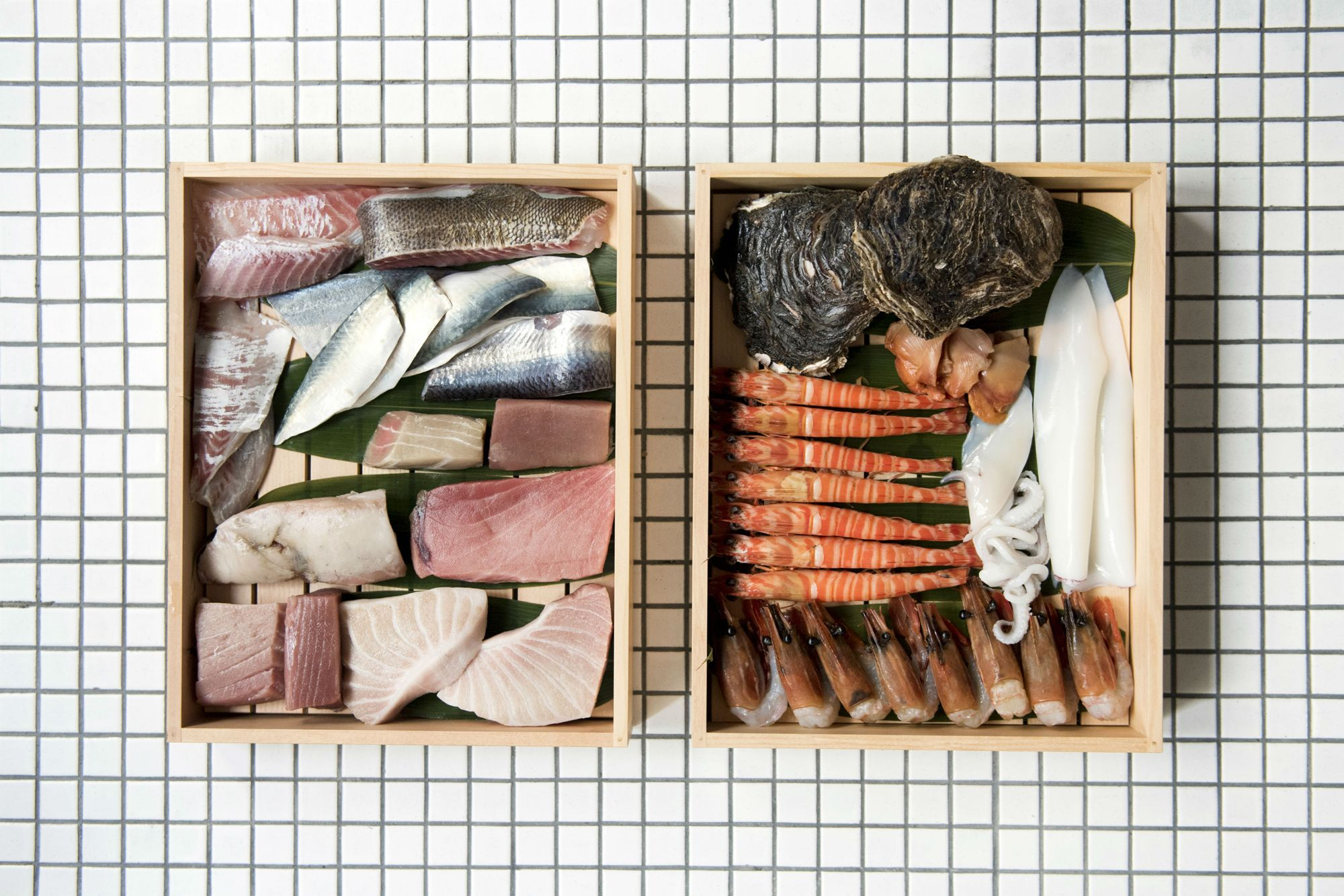 Myth: Good Sashimi Comes Directly From Sea To Sushi Counter