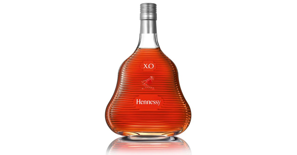 The New Hennessy X.O. Bottle Makes A Marc In Modern Design