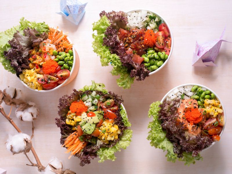 5 Places To Grab Poké Bowl And Keep On The Go
