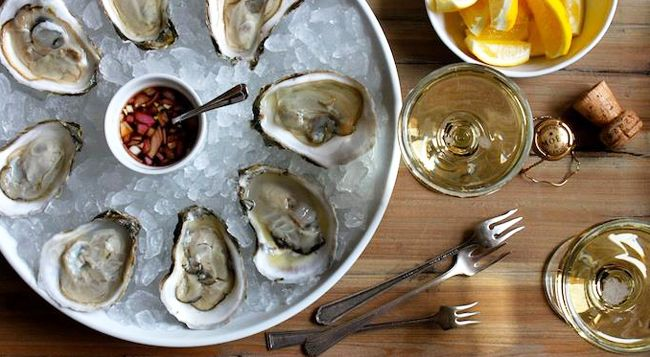 5 oyster bars for a shucking good time