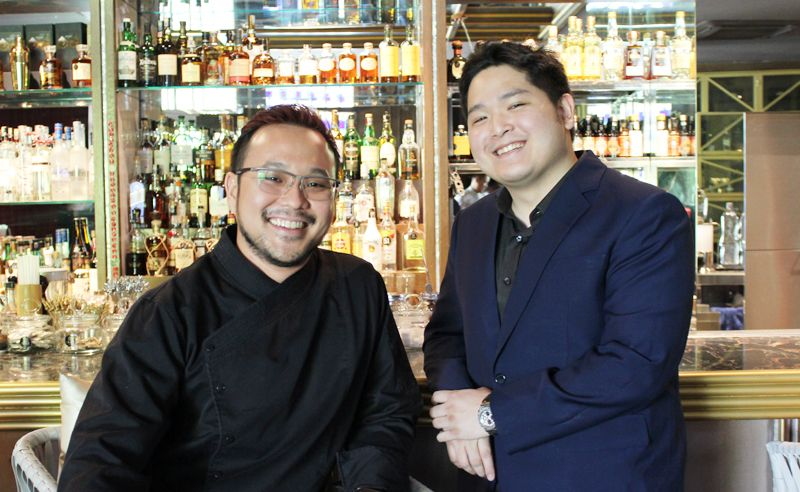 Ryan Yeoh and Chef Malcolm Goh: Get to know the dynamic duo behind Define: food