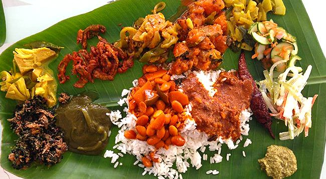 Banana Leaf Rice 101: What you should know before your next meal