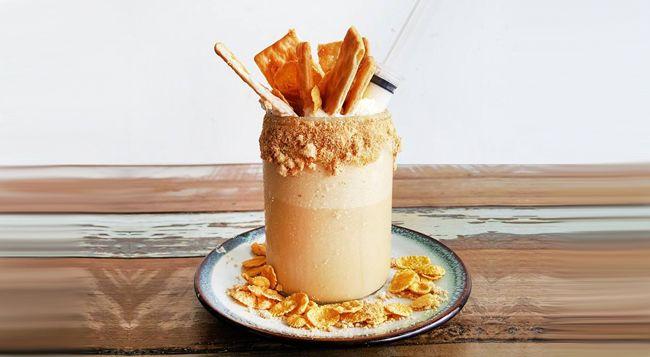 5 places for a monster milkshake
