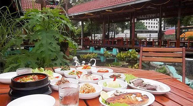 Top 5 Korean restaurants in Klang Valley