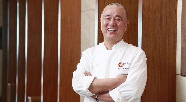 Chef Nobu in Kuala Lumpur: In The Presence of a Master
