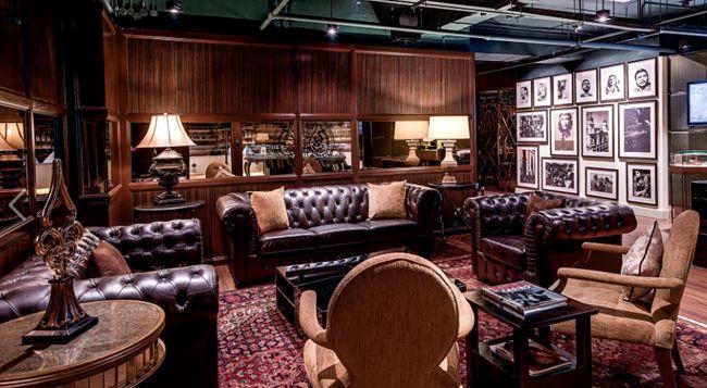 Top 5 cigar lounges in Kuala Lumpur