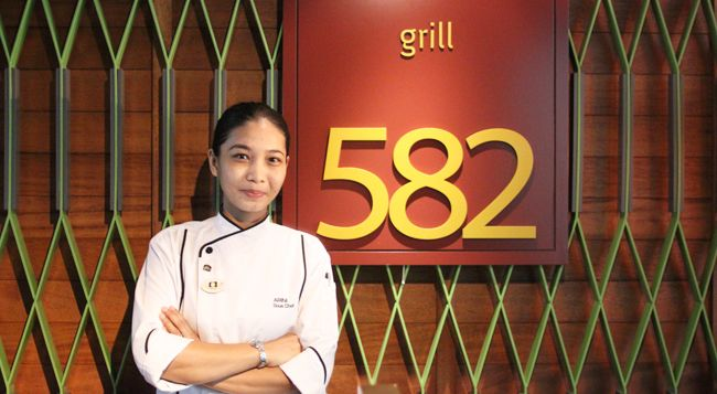 Female frontliners of Malaysian hospitality: calling the shots in a man's world