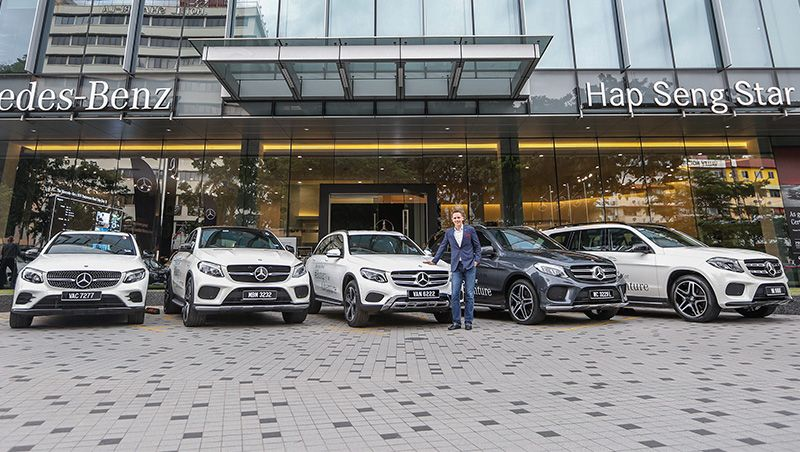 Mercedes-Benz Expands Their SUV Range With The GLC 200