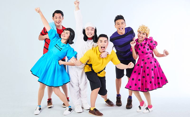 Ask An Insider: What It Takes To Bring Broadway's Charlie Brown Musical To Town