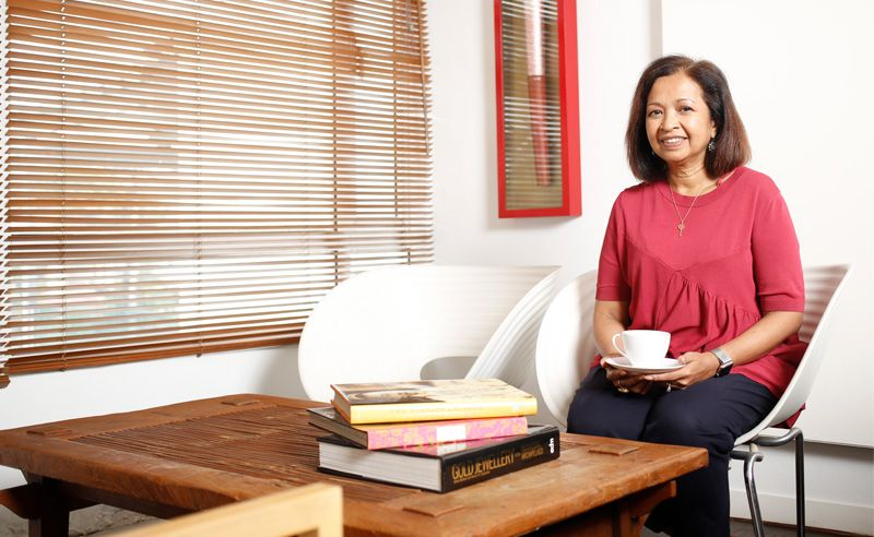 Datin Paduka Marina Mahathir Tells Women To Go Out There And Travel, Safely And Smartly