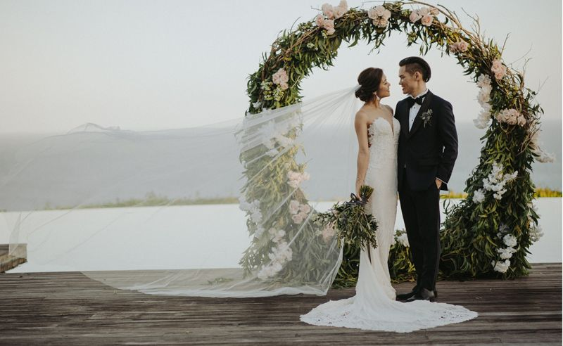 Artsy Bride Cheryl Yeoh Takes Matters Into Her Own Hands