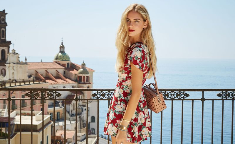 Style Your Travel Outfit Like Chiara Ferragni With Just 2 Tod's Essentials