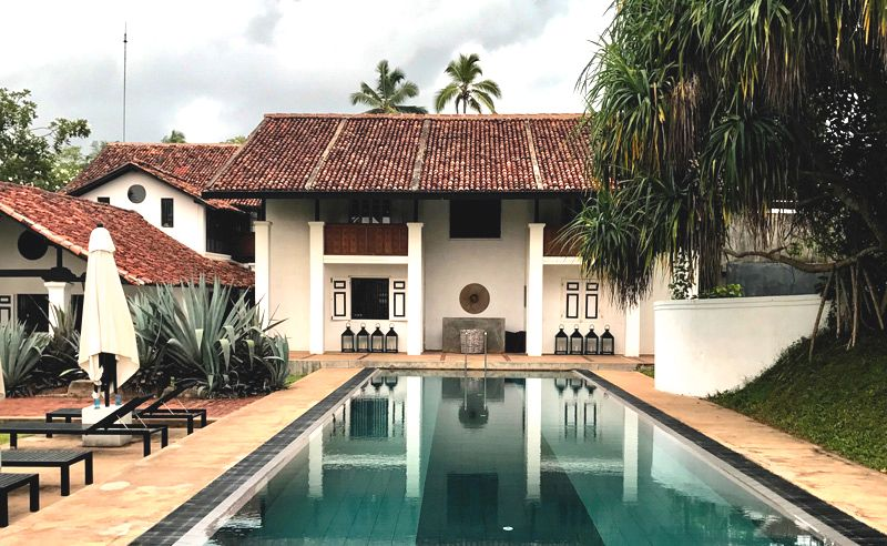 A Walk Through Sri Lanka's Heritage Properties With Raymond Lee