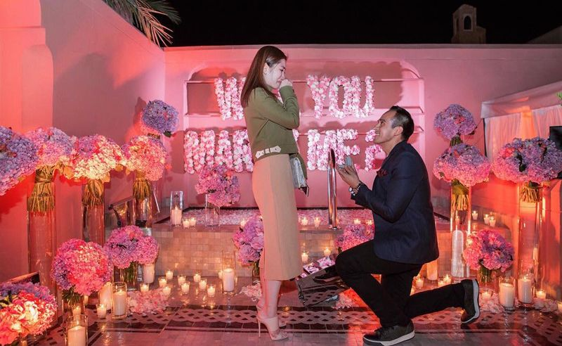 26 Snapshots That Led To The Engagement Of Chryseis Tan And Faliq Nasimuddin