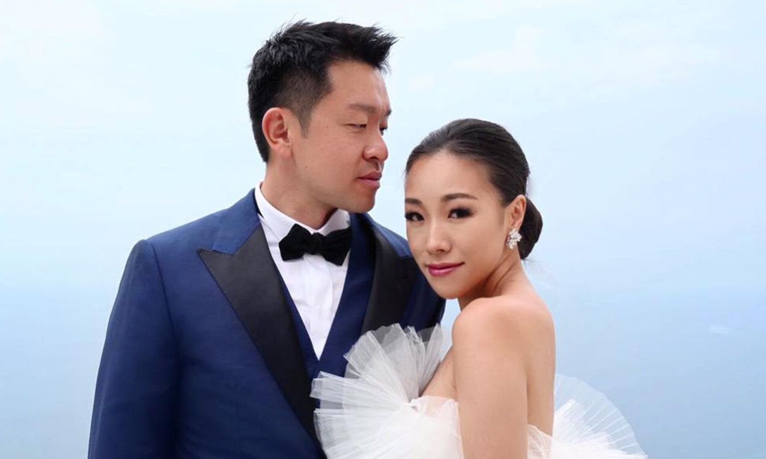 Inside Feiping Chang & Lincoln Li's Magical Wedding In Capri