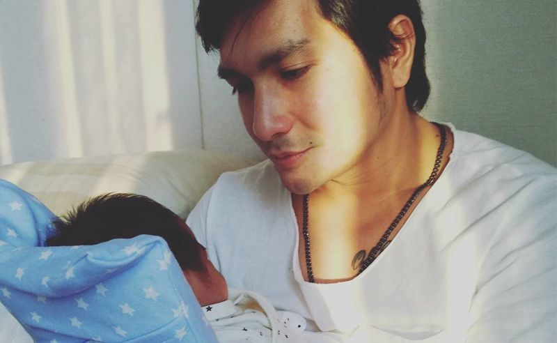 First-Time Father: Keith Foo