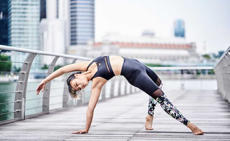11 Trendy Yoga Brands That Will Tempt You To The Mat