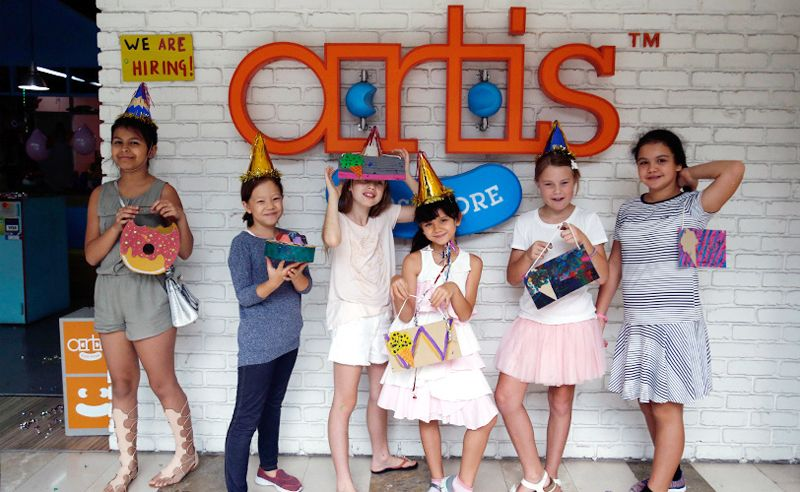 This One-Stop Art Centre In Publika Lets Children Thrive On Their Inner Creative Talents