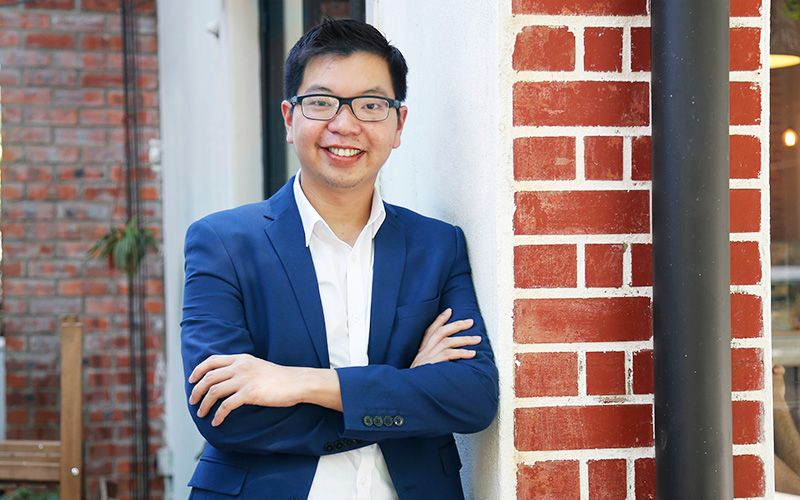 Bright Young Things: Dr Renard Siew