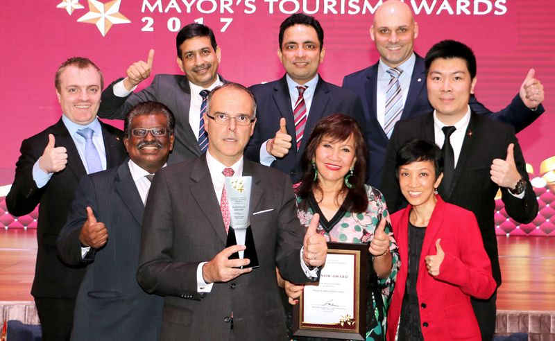 Shangri-La KL Wins The Sought-After Platinum Award For The Third Time