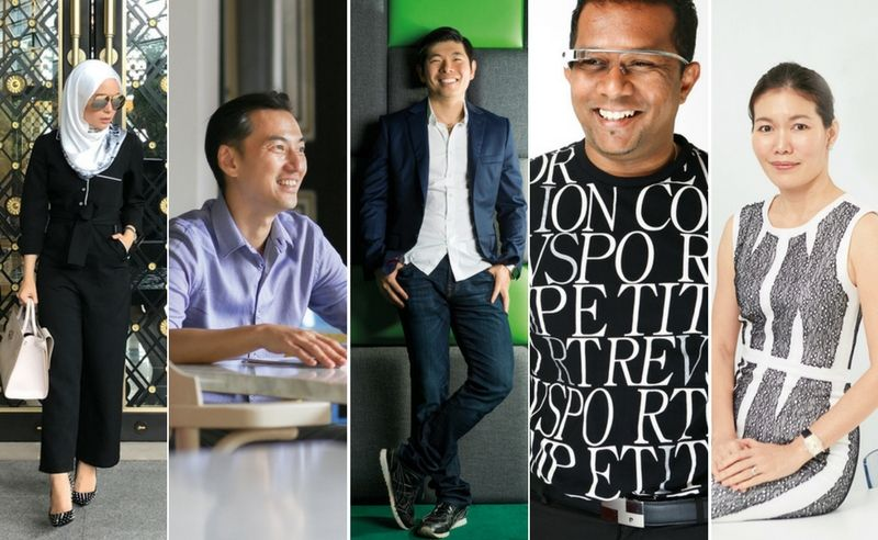 Asia's Top 50 Rising Tech Stars: The Malaysian Contingent