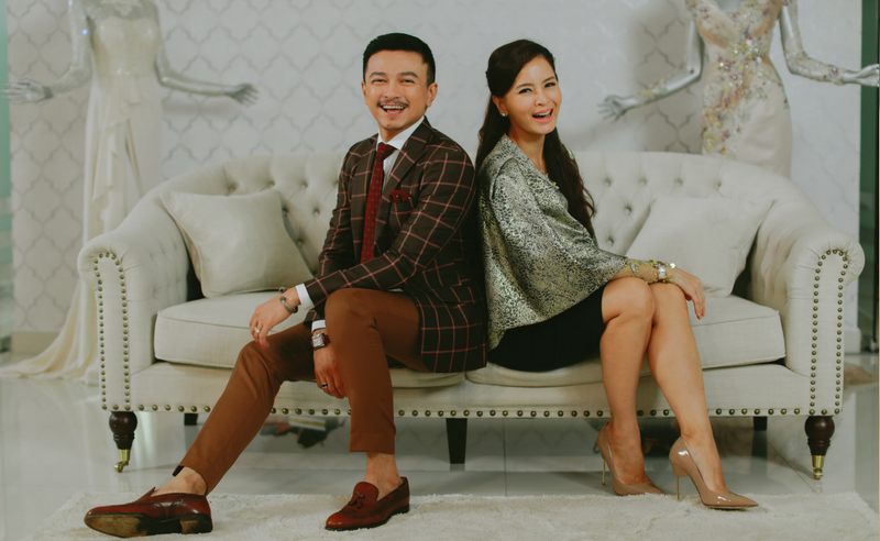 Hosts Get Real: On The Set Of Say Yes To The Dress Asia
