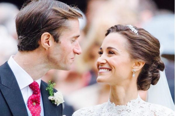 10 Most Memorable Moments From Pippa Middleton's Wedding
