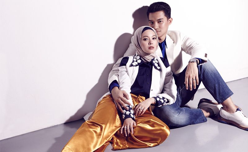 Of Chemistry And Affection: Vivy Yusof And Fadza Anuar On Building Their Empire, FashionValet