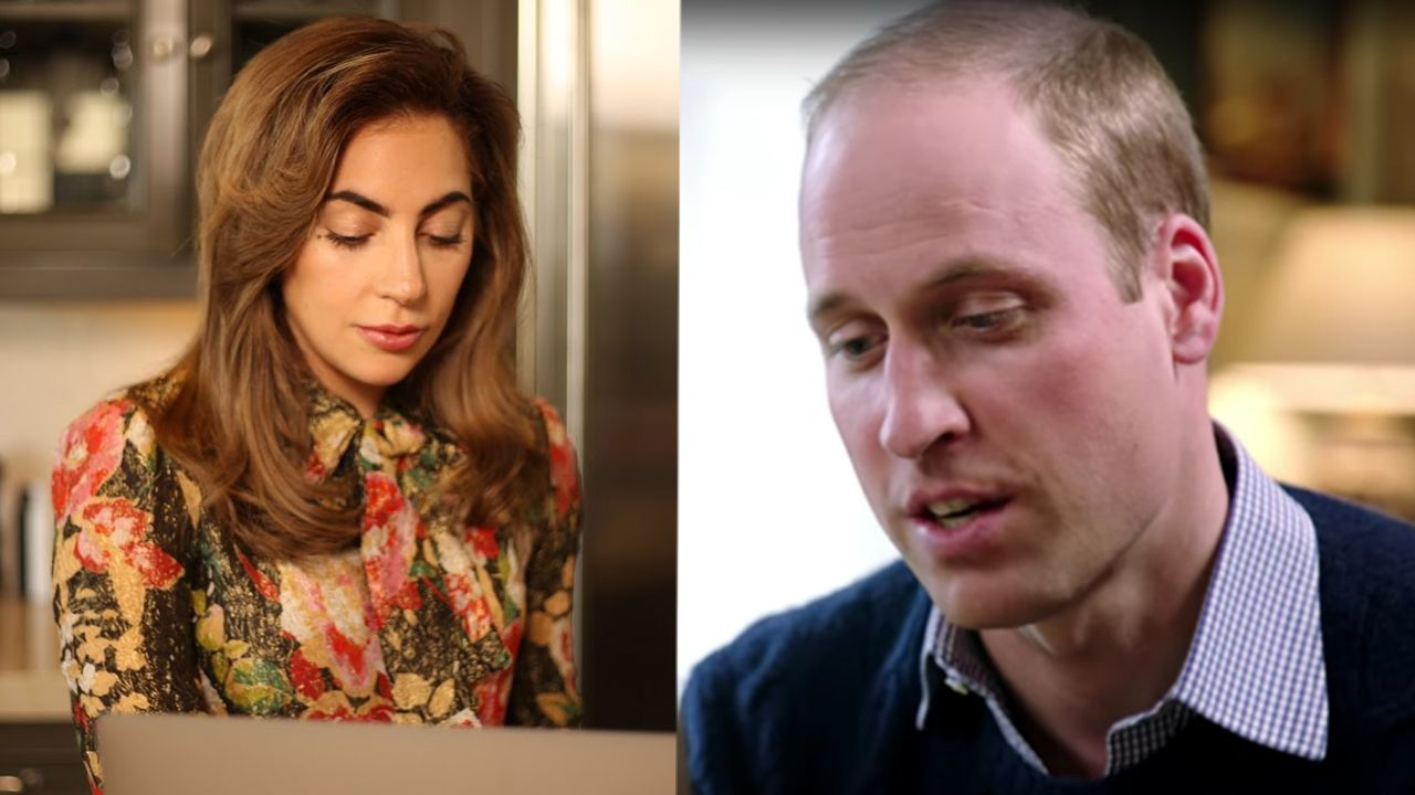Prince William And Lady Gaga On Changing How We Talk About Mental Health