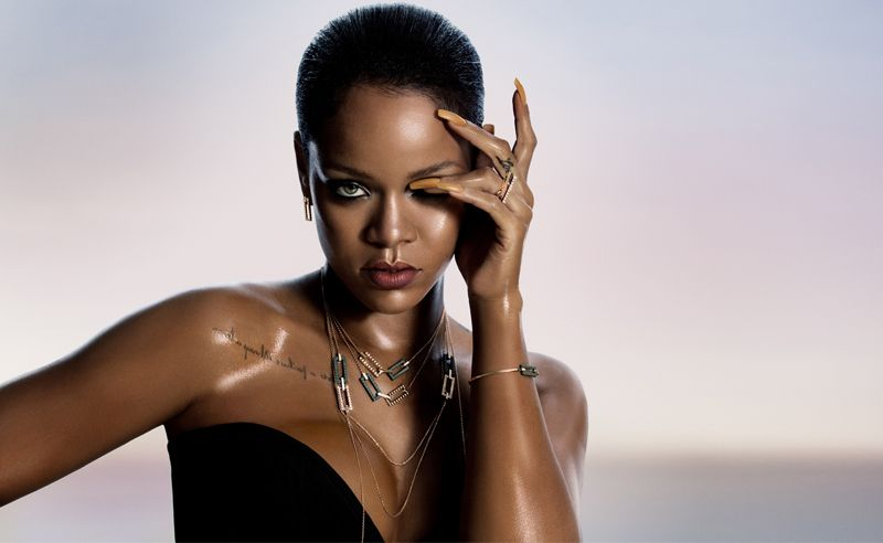 The Rihanna ♥ Chopard jewellery collection to look forward to this summer