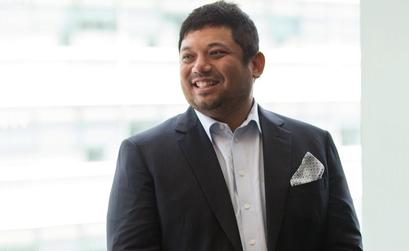 Ruben Gnanalingam on family businesses and Malaysian football