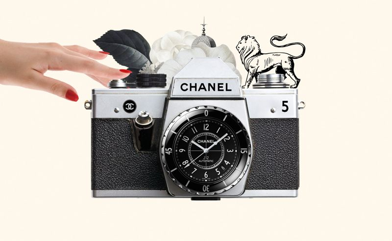'Inside Chanel' explores Coco's fascination with time