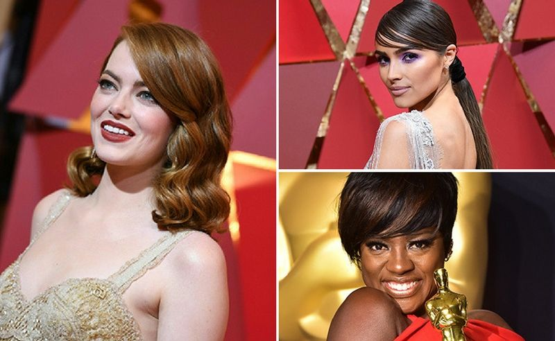 Top 10 Oscars beauty trends that shook up the red carpet