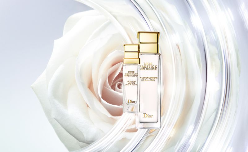 Dior Prestige White Collection: A beautiful synergy of science and nature