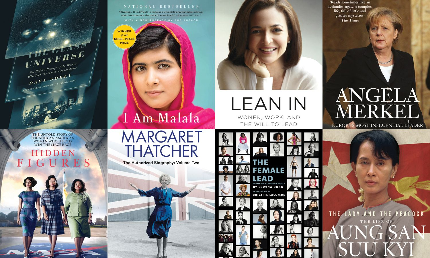 9 books every ambitious woman should read